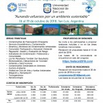 2da-Circular-SETAC ARG-San Luis-2018